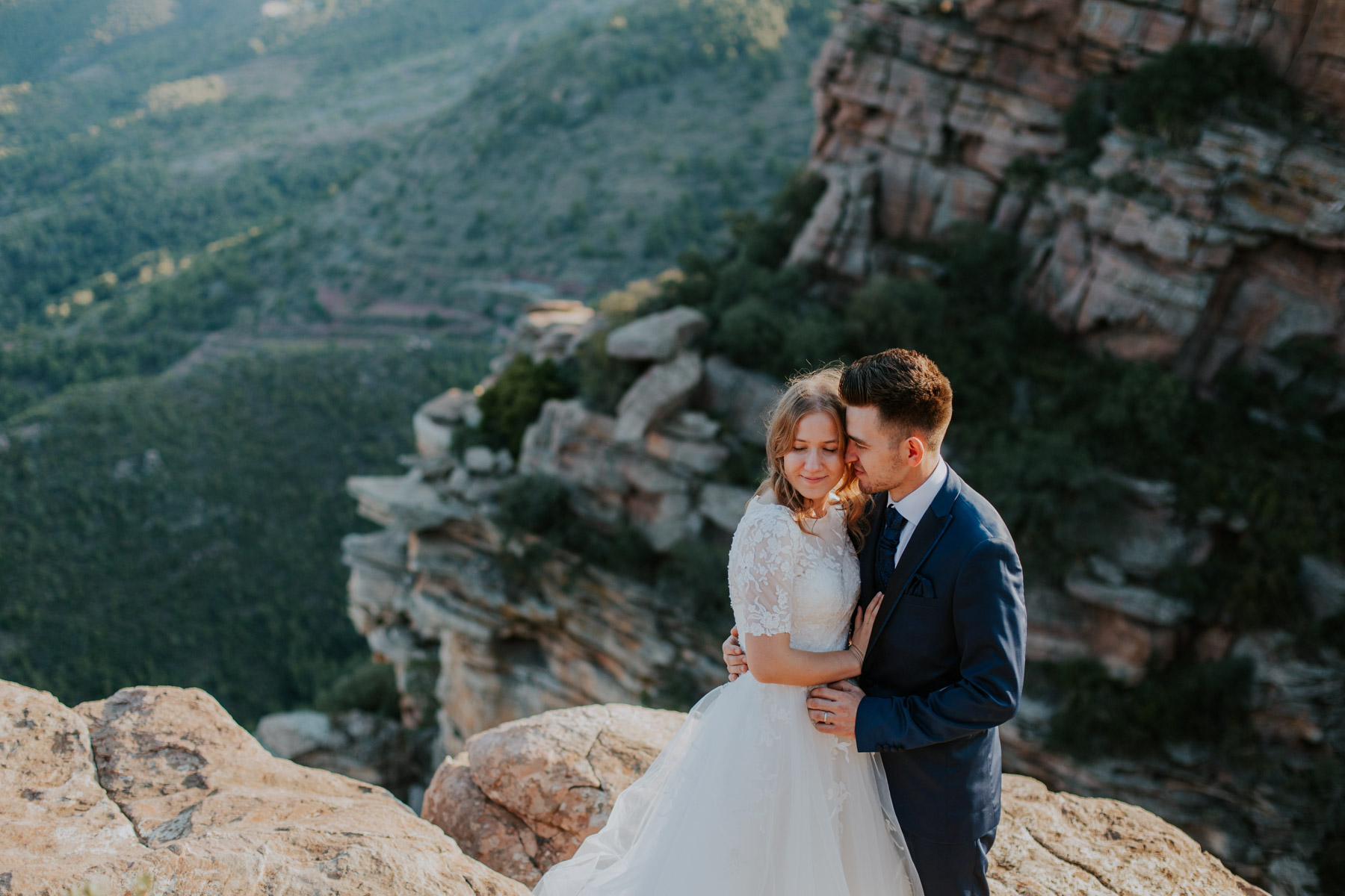 Foto de boda inspiradora pentecostal en Madrid tomada por Equalart